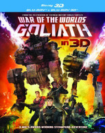 WAR OF THE WORLDS -GOLIATH BLU-RAY