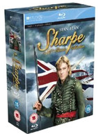 SHARPE - CLASSIC COLLECTION (UK) BLU-RAY