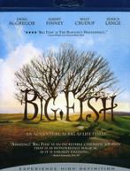 BIG FISH (WS) BLU-RAY