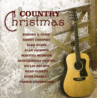 COUNTRY CHRISTMAS VARIOUS CD