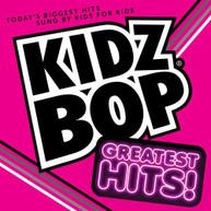 KIDZ BOP KIDS - KIDZ BOP GREATEST HITS CD