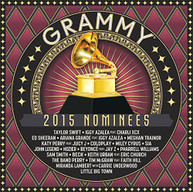 2015 GRAMMY NOMINEES VARIOUS CD