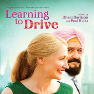 DHANI HARRISON PAUL HICKS - LEARNING TO DRIVE SOUNDTRACK CD