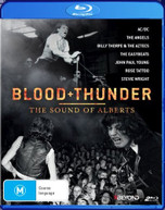 BLOOD AND THUNDER: THE SOUND OF ALBERTS BLURAY