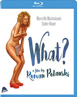 WHAT (ANAM) (WS) BLU-RAY