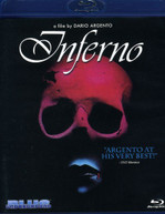INFERNO (WS) BLU-RAY