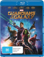 GUARDIANS OF THE GALAXY (2014) BLURAY
