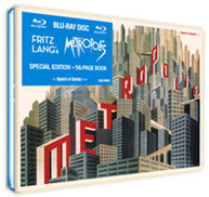 METROPOLIS (RECONSTRUCTED & RESTORED) (UK) BLU-RAY