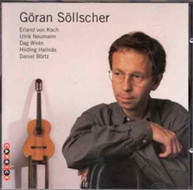 GORAN SOLLSCHER - GORAN SOLLSCHER CD