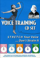 JUDY CLARK - VOICE TRAINING: ADD ON TO SING LIKE THE STARS CD