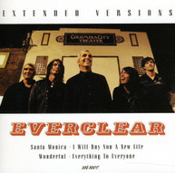 EVERCLEAR - EXTENDED VERSIONS CD