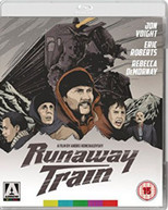 RUNAWAY TRAIN (UK) BLU-RAY