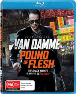 POUND OF FLESH (2015) BLURAY