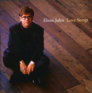 ELTON JOHN - LOVE SONGS CD