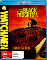 WATCHMEN: TALES OF THE BLACK FREIGHTER (2009) BLURAY