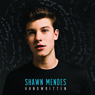 SHAWN MENDES - HANDWRITTEN CD
