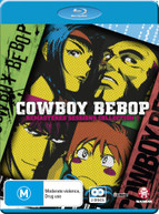 COWBOY BEBOP: REMASTERED SESSIONS COLLECTION 1 (EPS 1-13) (1998) BLURAY