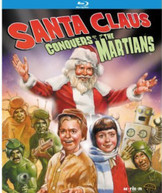 SANTA CLAUS CONQUERS THE MARTIANS BLU-RAY