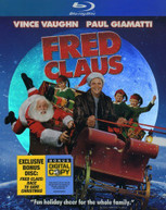 FRED CLAUS (WS) BLU-RAY