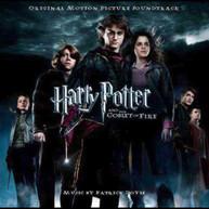 HARRY POTTER & THE GOBLET OF FIRE SOUNDTRACK CD