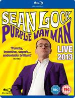 SEAN LOCK - PURPLE VAN MAN (UK) BLU-RAY