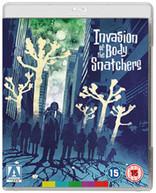 INVASION OF THE BODYSNATCHERS (UK) BLU-RAY