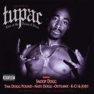 2PAC (TUPAC SHAKUR) - LIVE AT THE HOUSE OF BLUES CD