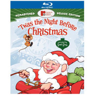 TWAS THE NIGHT BEFORE CHRISTMAS (2PC) (+DVD) BLU-RAY