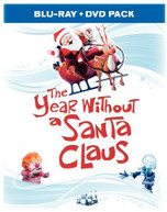 YEAR WITHOUT A SANTA CLAUS (2PC) (+DVD) (DLX) BLU-RAY