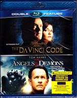 ANGELS & DEMONS / DA VINCI (2PC) BLURAY