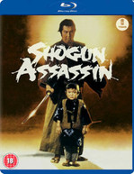 SHOGUN ASSASSIN (UK) BLU-RAY
