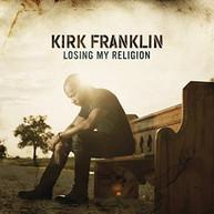 KIRK FRANKLIN - LOSING MY RELIGION CD