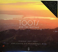 TOOTS & MAYTALS - UNPLUGGED ON STRAWBERRY HILL CD