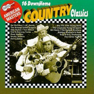 15 DOWN HOME COUNTRY CLASSICS VARIOUS CD