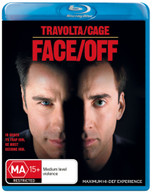 FACE/OFF (1997) BLURAY