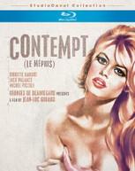 CONTEMPT (WS) BLU-RAY