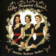 PUPPINI SISTERS - BETCHA BOTTOM DOLLAR CD