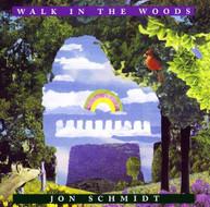 JON SCHMIDT - WALK IN THE WOODS CD