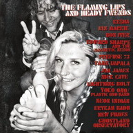 FLAMING LIPS - FLAMING LIPS & HEADY FWENDS CD