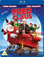 FRED CLAUS (UK) BLU-RAY