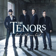 TENORS - LEAD WITH YOUR HEART CD