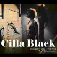 CILLA BLACK - COMPLETELY CILLA 1963 - 1973 (IMPORT) CD