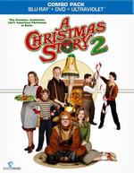 CHRISTMAS STORY 2 (+DVD) BLU-RAY