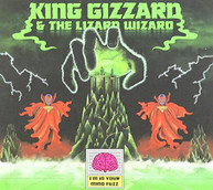 KING GIZZARD & THE LIZARD WIZARD - IM IN YOUR MIND FUZZ CD