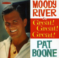 PAT BOONE - MOODY RIVER & GREAT GREAT GREAT CD