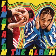 CHRIS BROWN TYGA - FAN OF A FAN THE ALBUM (CLEAN) CD
