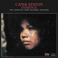 CANDI STATON - EVIDENCE: COMPLETE FAME RECORDS MASTERS (UK) CD