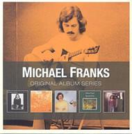 MICHAEL FRANKS - ORIGINAL ALBUM SERIES (IMPORT) CD