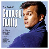 CONWAY TWITTY - BEST OF (UK) CD