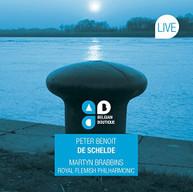 BENOIT ROYAL FLEMISH PHILHARMONIC BRABBINS - DE SCHELDE (DIGIPAK) CD